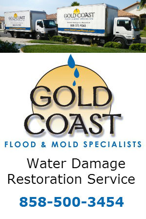 water damage restoration service Alpine CA