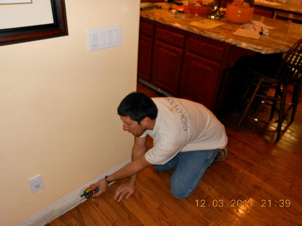 Mold remediation in San Diego
